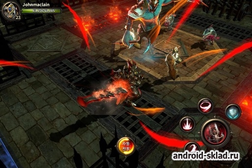 HIT (Heroes of Incredible Tales) - ������������� ��� ��� Android