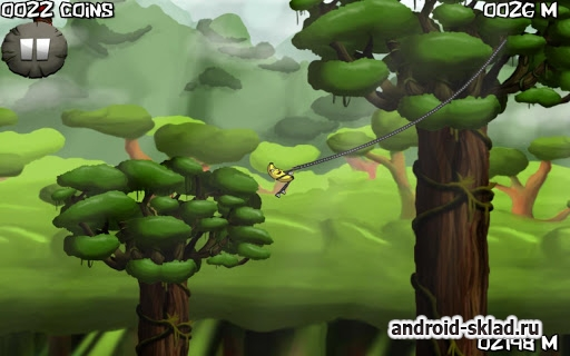 Rope Escape - ������������ � ������� ������� �� Android