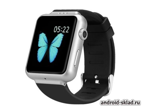 К8 Android  - смарт часы в стиле Apple Watch (МТК 6572)