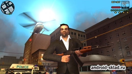 GTA Liberty City Stories - ������������� ��� ������� ���� �� �������