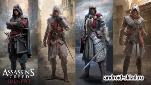 Assassins Creed Identity на Андроид