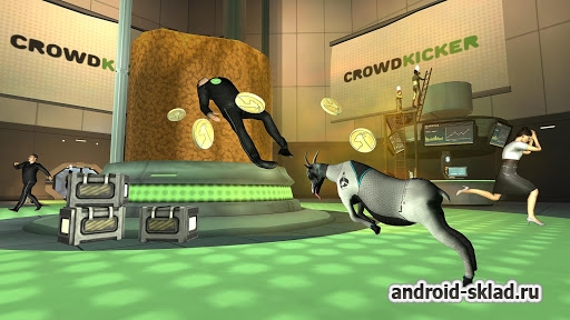 Goat Simulator Waste of Space - ��������� ����� � ������� ��� �������